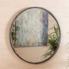 41170 Wythburn Extra Large Round Wall Mirror by Cooper Classics