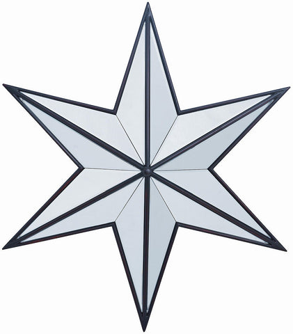 4832 Baxter Oversized Star Wall Mirror by Cooper Classics