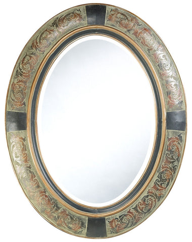 4799 Sawyer Oversized Oval Wall Mirror by Cooper Classics