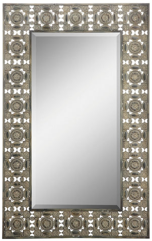 40138 Ashville Oversized Rectangle Wall Mirror by Cooper Classics