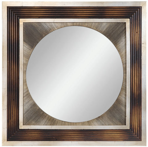 4974 Bella Oversized Square Wall Mirror by Cooper Classics