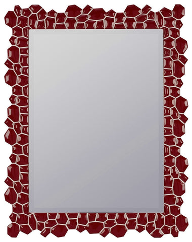 40463 Cimarron Oversized Rectangle Wall Mirror by Cooper Classics
