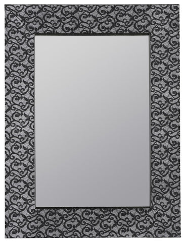 40556 Hasburg Oversized Rectangle Wall Mirror by Cooper Classics