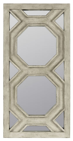 40512 Helley Oversized Rectangle Wall Mirror by Cooper Classics