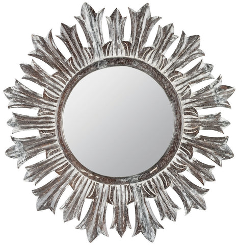40109 Marco Oversized Sunburst Wall Mirror by Cooper Classics