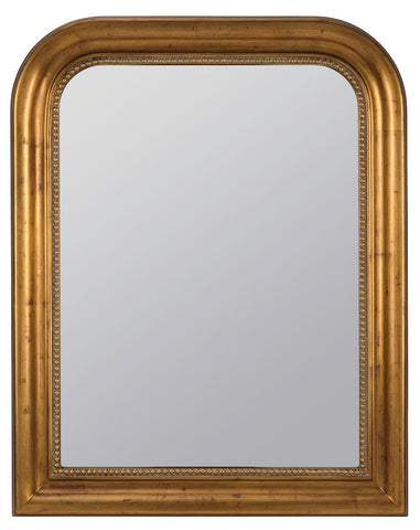 40458 Sepik Oversized Arch Wall Mirror by Cooper Classics