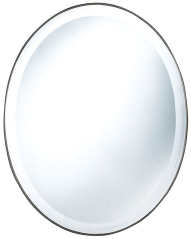4579 Seymour Extra Large Oval Wall Mirror by Cooper Classics
