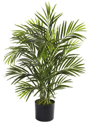5387 Areca Palm Indoor Outdoor Silk Plant by Nearly Natural | 30 inches