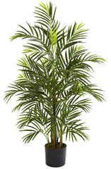 5388 Areca Palm Indoor Outdoor Silk Plant by Nearly Natural | 3.5 feet