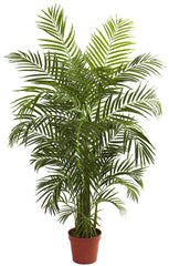 5389 Areca Palm Indoor Outdoor Silk Tree by Nearly Natural | 4.5 feet