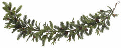 4918 Pine & Pine Cone Artificial Holiday Garland by Nearly Natural | 5 feet