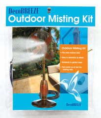 DBF0629 Outdoor Fan Misting Kit by Deco Breeze