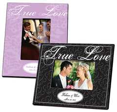 GC860 True Love in 2 Designs | Personalized Picture Frame for 4x6 Photo