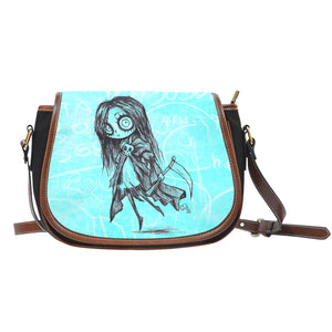 Lost Girl Leather Trim Bag
