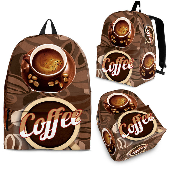 Barista Coffee Lovers Backpack 3 Sizes