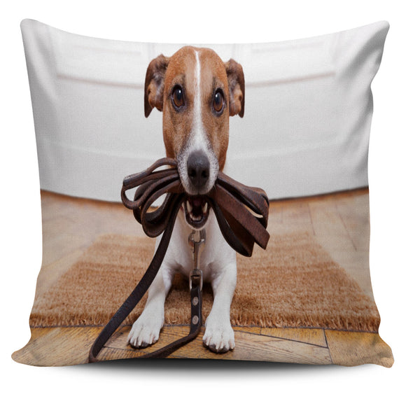 Jack Russell Pillow Cover