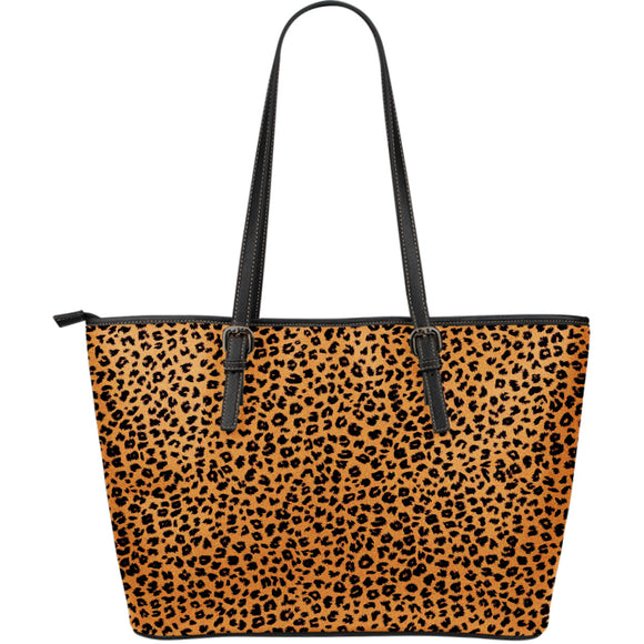 Cheetah Large Handbag