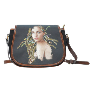 Medusa (Color) Saddle Bag