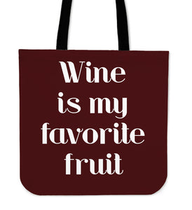 NP Favorite Fruit Tote Bag