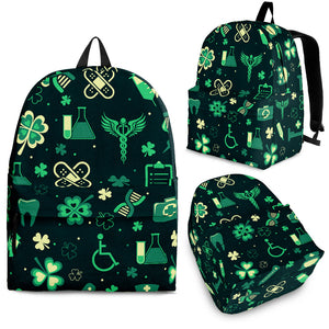 NURSE PATRICK IRISH BACKPACK