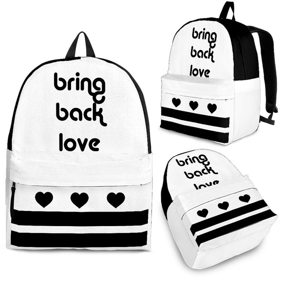 Bring Back Love Backpack