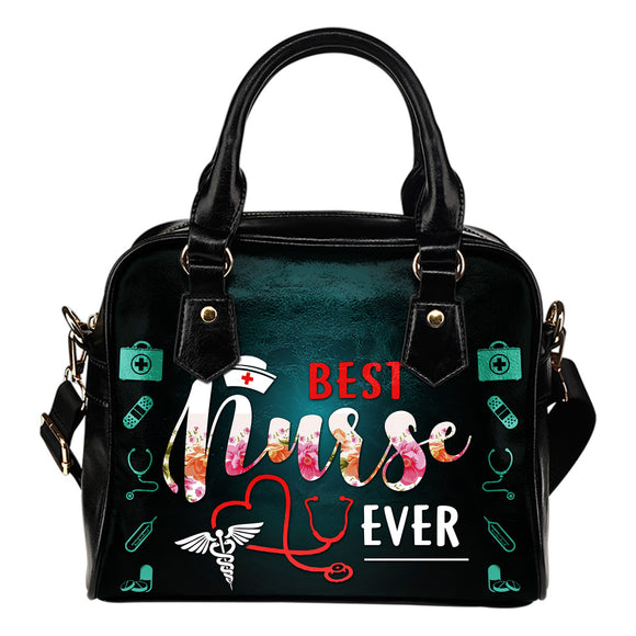 BEST NURSE EVER HANDBAG