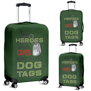 NP Some Heroes Luggage Cover