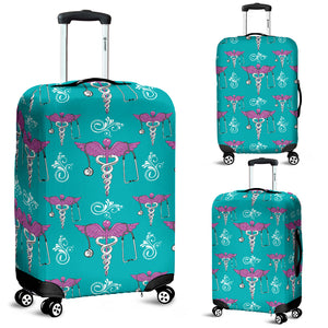 NURSE WINGS LUGGAGE COVER