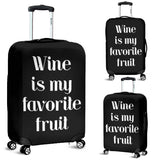 NP Favorite Fruit Luggage Cover