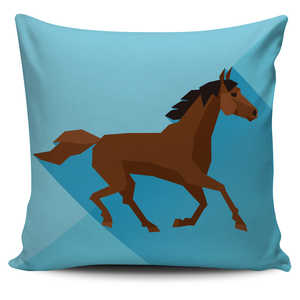 Amazing Horse Pillow Cover