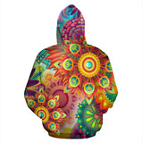 Summer Soltice All Over Print Hoodie
