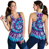 Abstract Women's Tank Tops