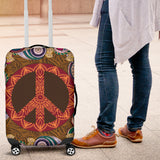 Mandala Peace Luggage Cover