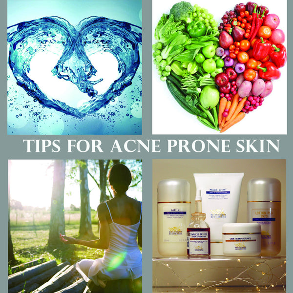 How do I get rid of acne?