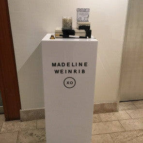 My recent visit to Madeline Weinrib's pop up at Barney's New York