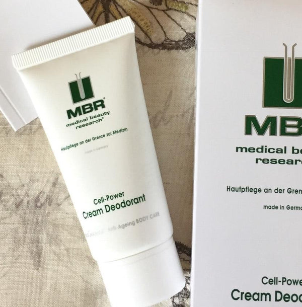 MBR Cream Deodorant Cell Power
