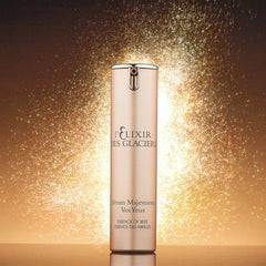elixir des glaciers serum majestueux vos yeux eye serum essence of bees