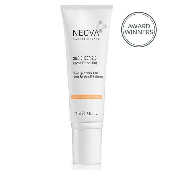 DNA Damage Control Silc Sheer 2.0 Broad Spectrum SPF 40