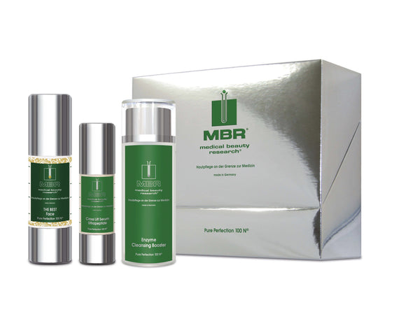 MBR Surprise Collection Best Face, Cross Lift Ultrapeptide Serum and Enzyme Cleansing Booster