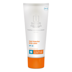 MBR Sunblock High Protection Body Lotion SPF 30