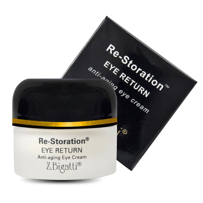 Z. Bigatti Re-Storation Eye Return Eye Cream 0.5 oz