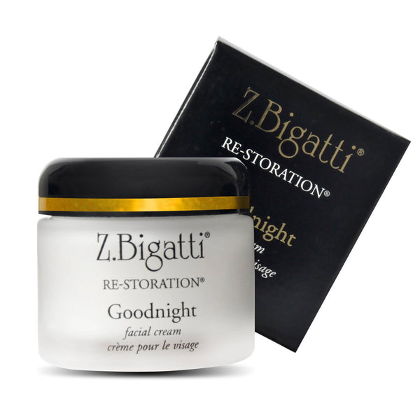 Z. Bigatti Re-Storation Goodnight Face Cream 2 oz