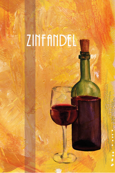 """Old World Zinfandel"""
