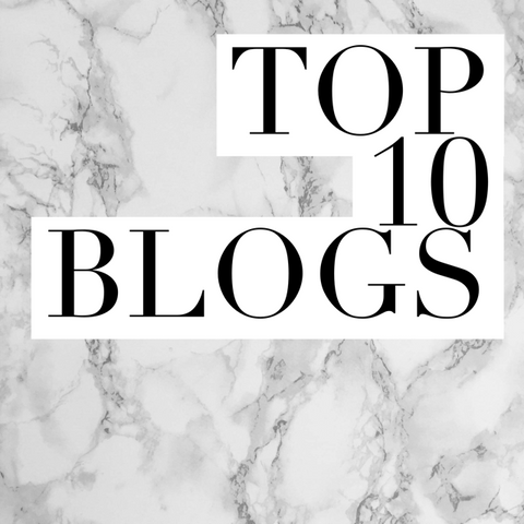 Our Top 10 Favourite Bloggers