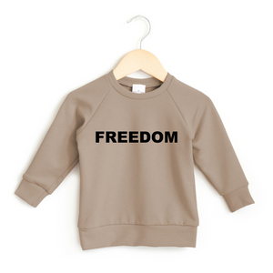 New To The Team Crewneck - Posh & Cozy