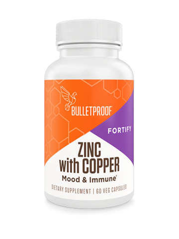 Zinc + Copper Orotate
