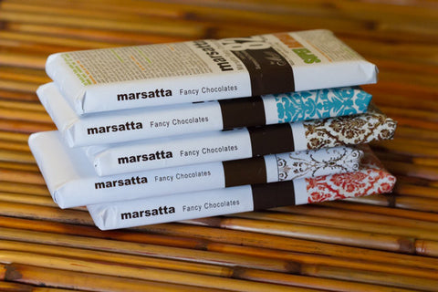 89% Fancy Single Origin Dark - Marsatta Chocolates