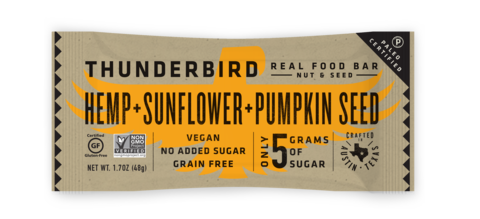 Hemp + Sunflower + Pumpkin Seed Bar