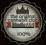 Studio A 64 Cannabis, Marijuana, Weed, MMJ, No Red Card Needed Smoking Members Club