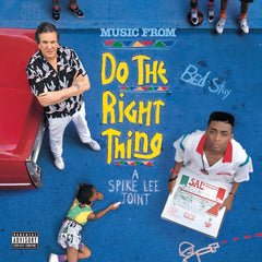 Do the Right Thing Soundtrack LP